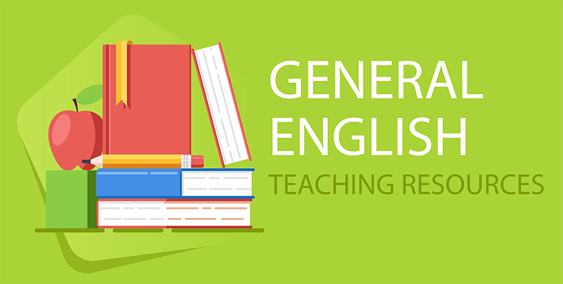 General English Activities, Worksheets and Games